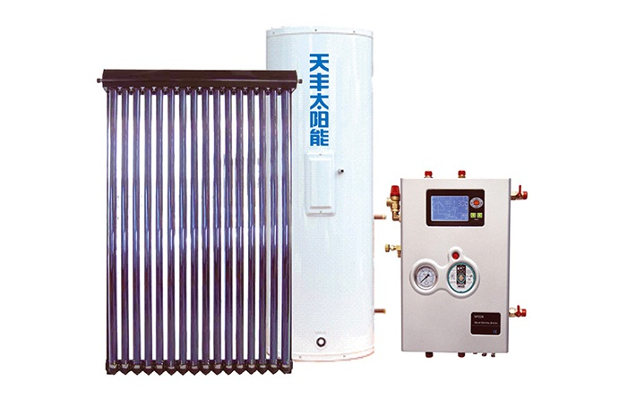 U型管分体式太阳能