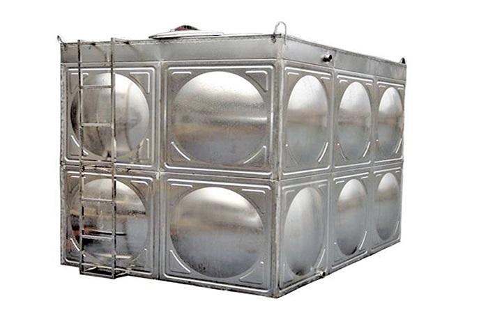 矩形储热水箱