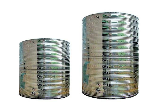 圆形储热水箱