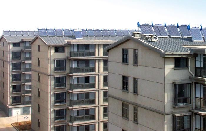 紧凑式太阳能案例