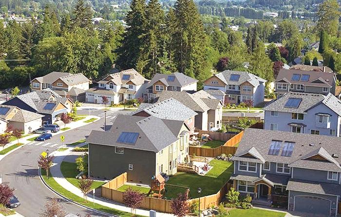别墅住宅分体式案例