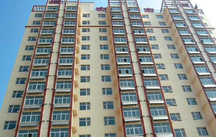高层住宅阳台家用太阳能案例