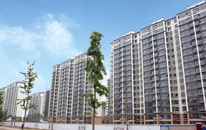 高层住宅阳台太阳能案例